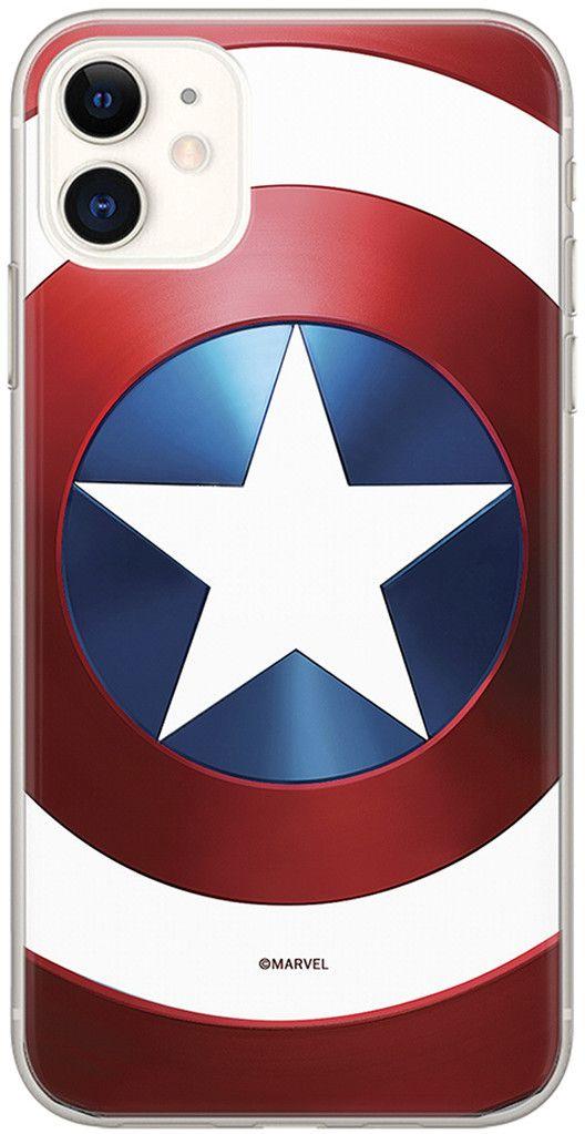 Marvel Captain America Case (iPhone 11)
