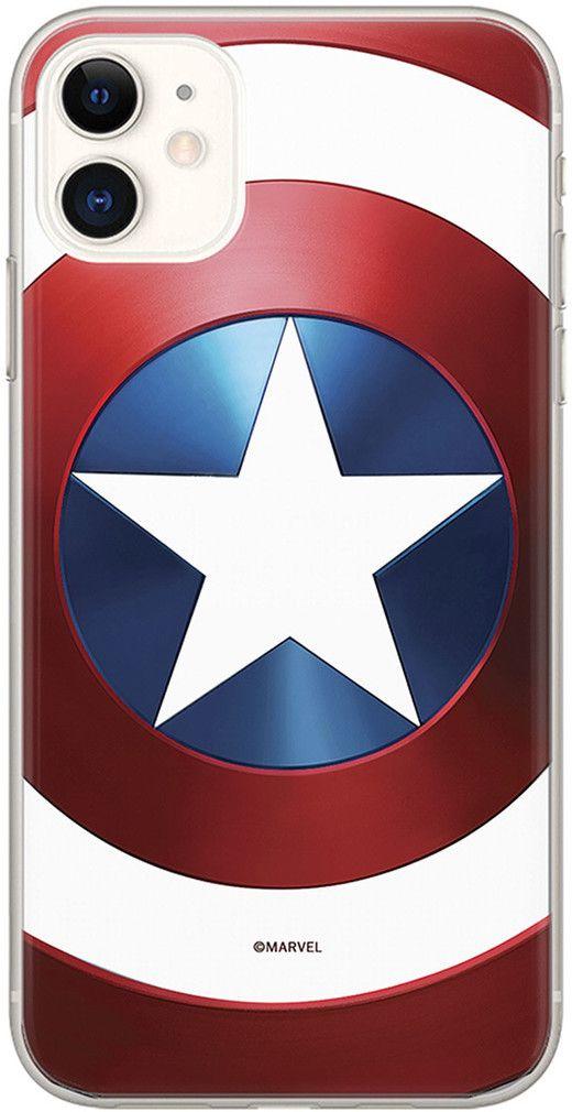 Marvel Captain America Case (iPhone 12 mini)