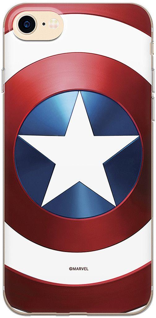 Marvel Captain America Case (iPhone SE2/8/7)