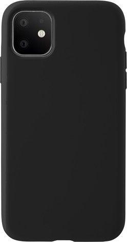 Melkco Aqua Silicone Case (iPhone 11) - Grå