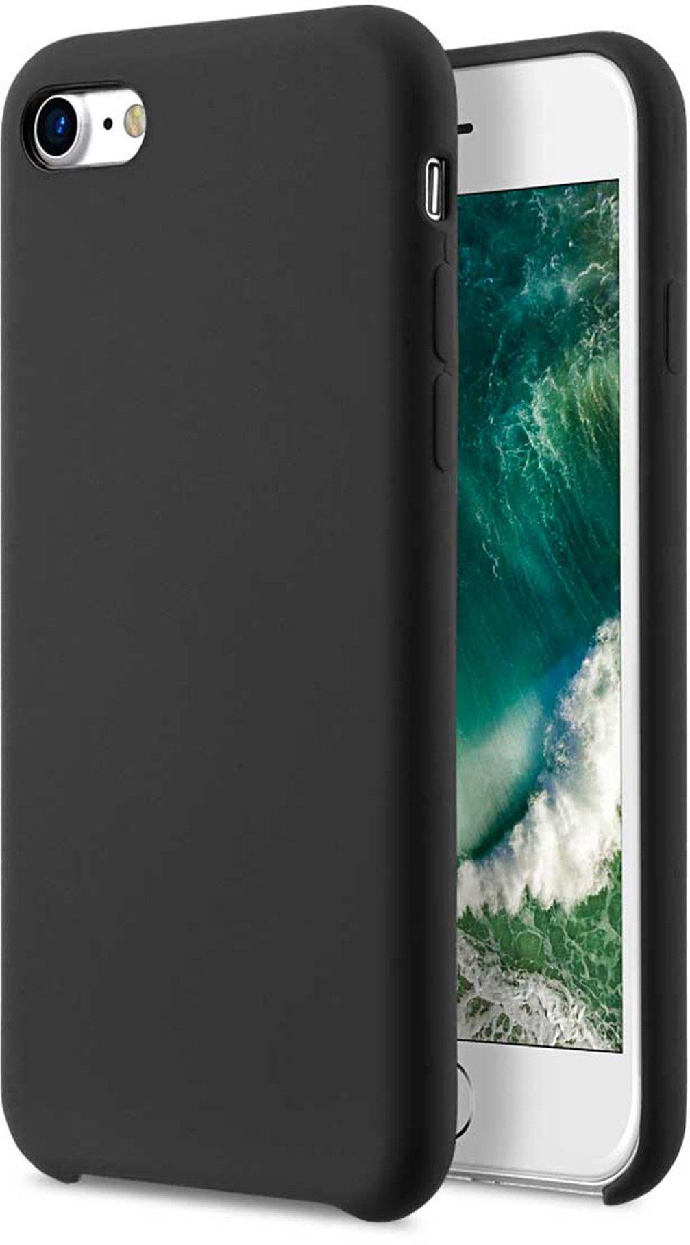 Melkco Aqua Silicone Case (iPhone SE2/8/7/6/6S) - Grå