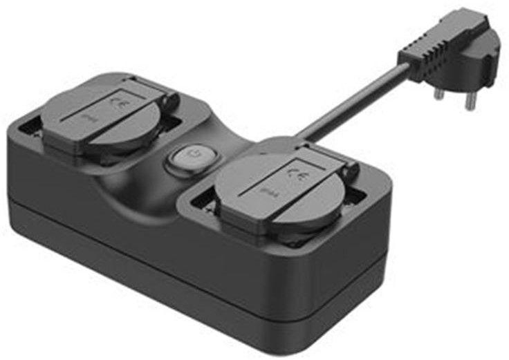 Meross Smart WiFi Indoor/Outdoor Plug with Apple HomeKit