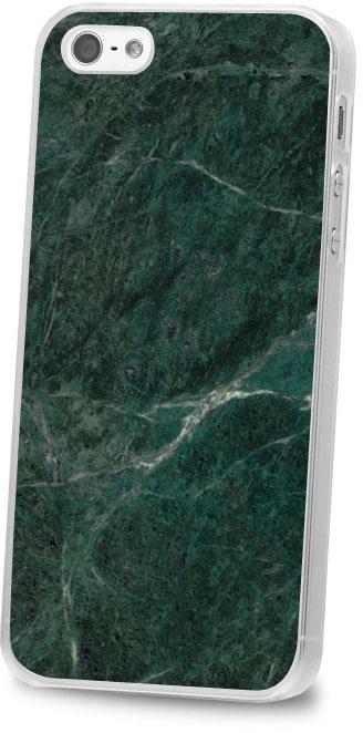 Merskal Marbelous Marble (iPhone 5/5S/SE) – Vit
