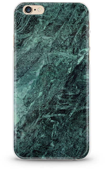 Merskal Marbelous Marble (iPhone 6(S) Plus) – Svart
