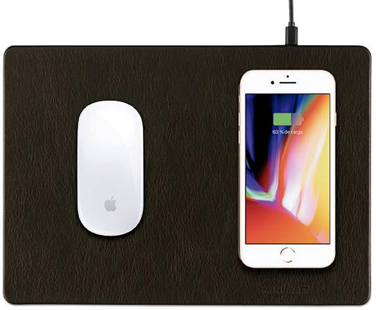 MiniBatt PowerPad Mouse PadQi Wireless Charger