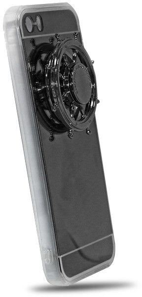 Mirror Spinner Case (iPhone 6/6s)  - Grå