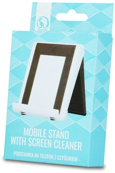 Mobile Stand With Screen Cleaner (iPhone)