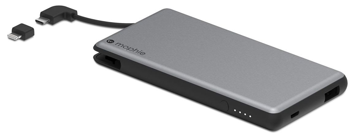 Mophie Powerstation Plus XL med kabel