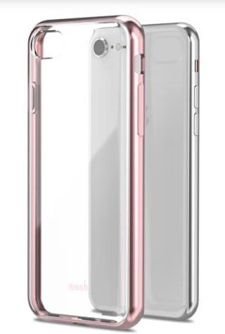 Moshi Vitros (iPhone 8/7) - Transparent