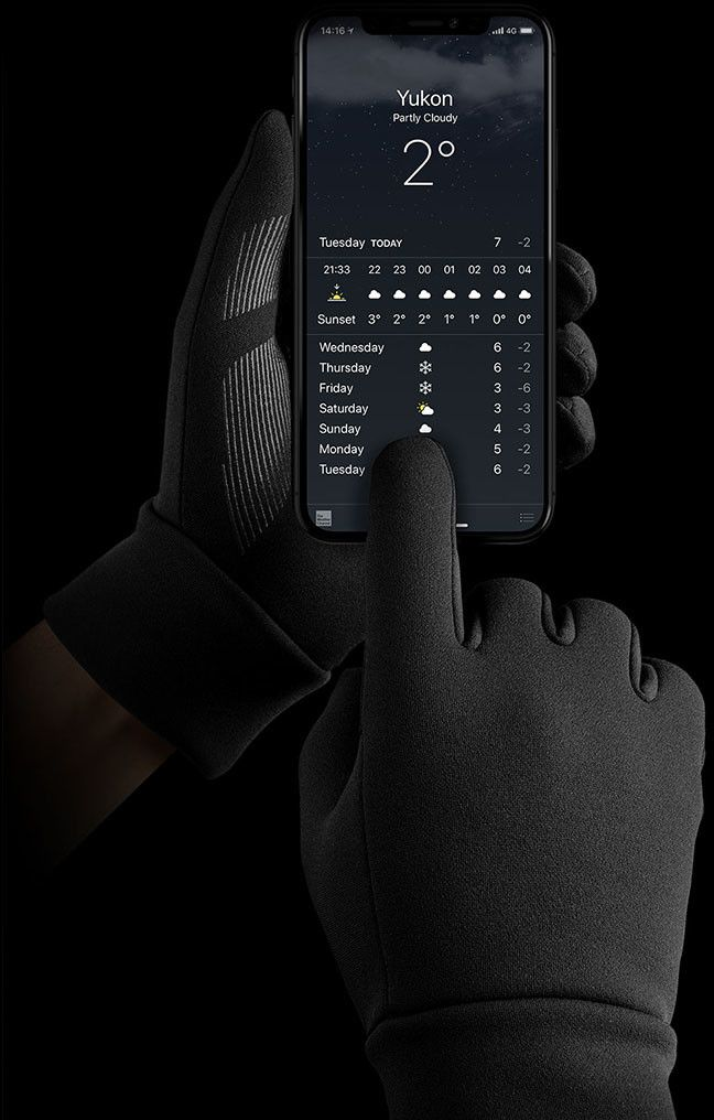 Mujjo All-new Touchscreen Gloves