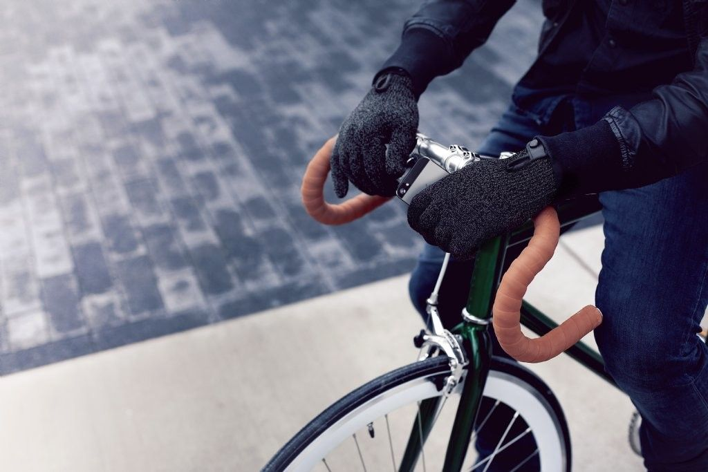 Mujjo Double-layered Touchscreen Gloves