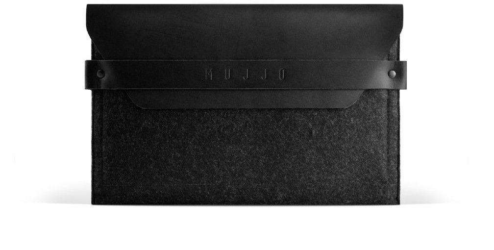 Mujjo Envelope Sleeve (iPad mini) – Svart