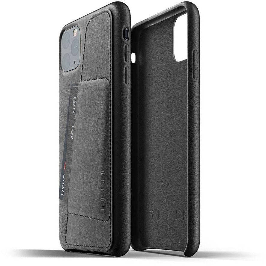 Mujjo Full Leather Wallet Case