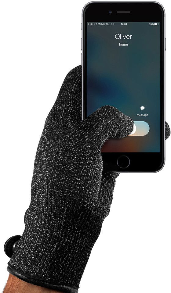 Mujjo Single-layered Touchscreen Gloves
