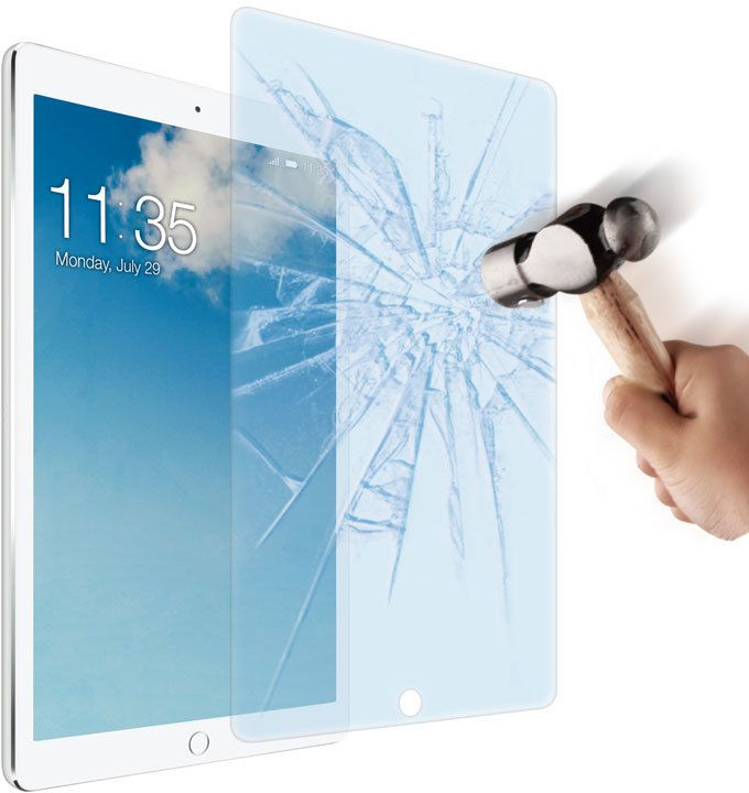 Muvit Glass Protection (iPad Pro 12,9)
