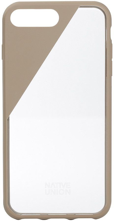 Native Union CLIC Crystal (iPhone 7 Plus) – Mörkgrön
