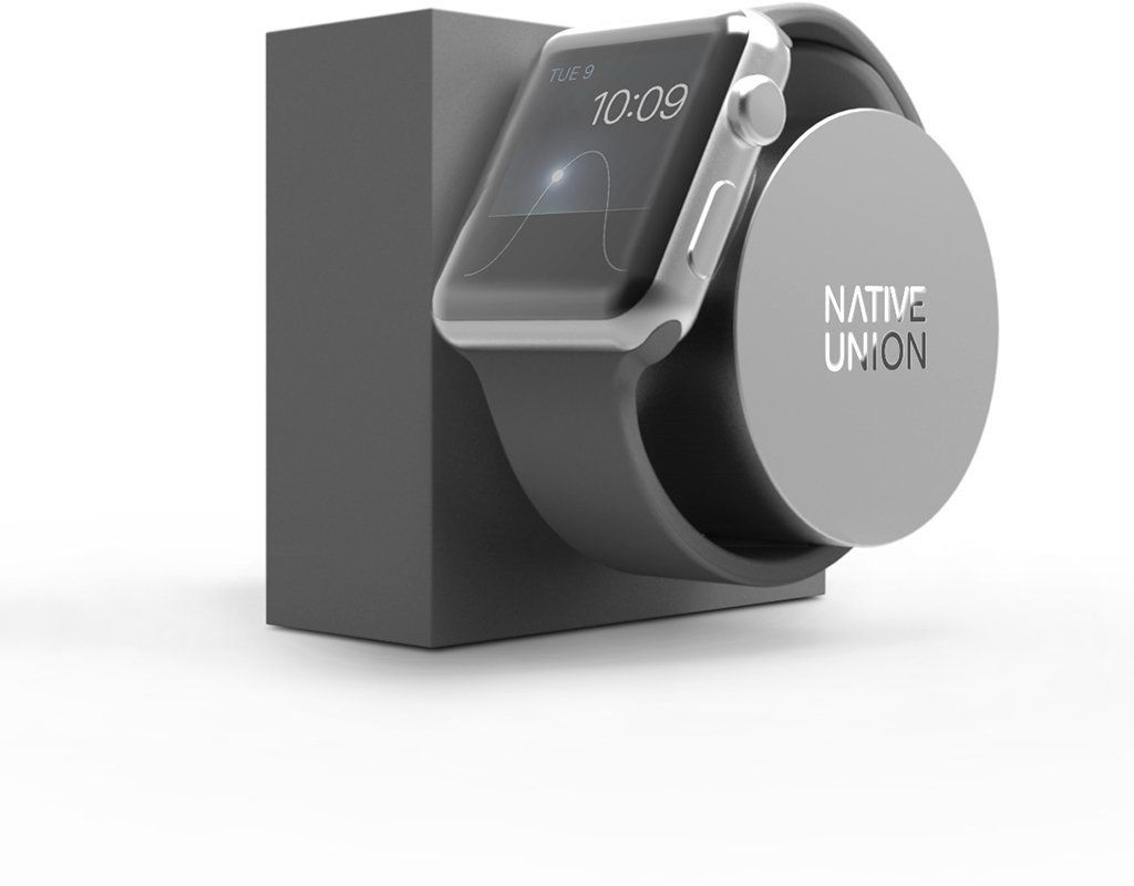 Native Union Dock (Apple Watch) - Grå