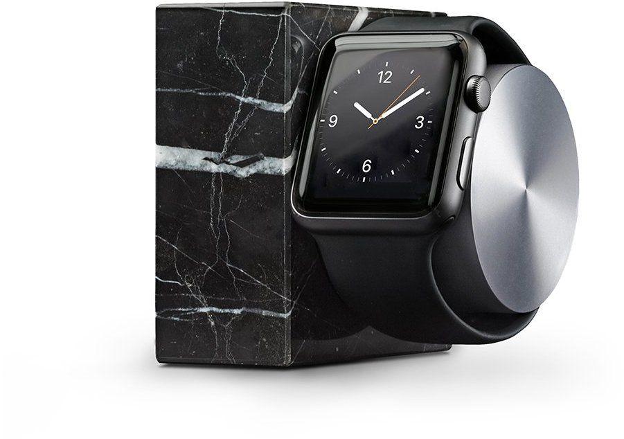 Native Union Dock Marble Edition (Apple Watch) – Svart