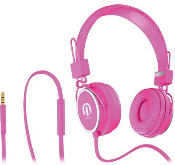 Native Sound NSH-1 Headset - Rosa