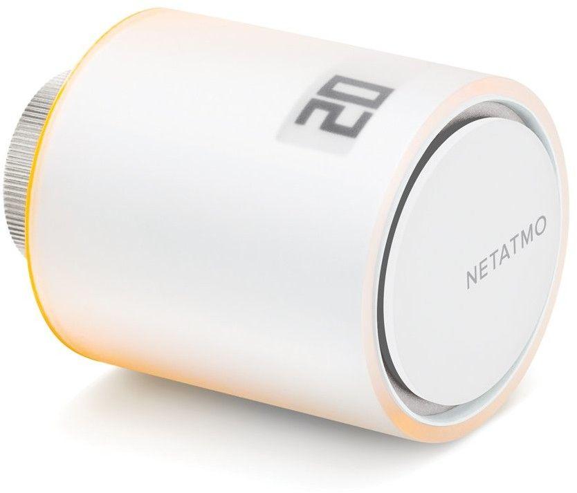 Netatmo Smart Radiator Valves - 1-pack