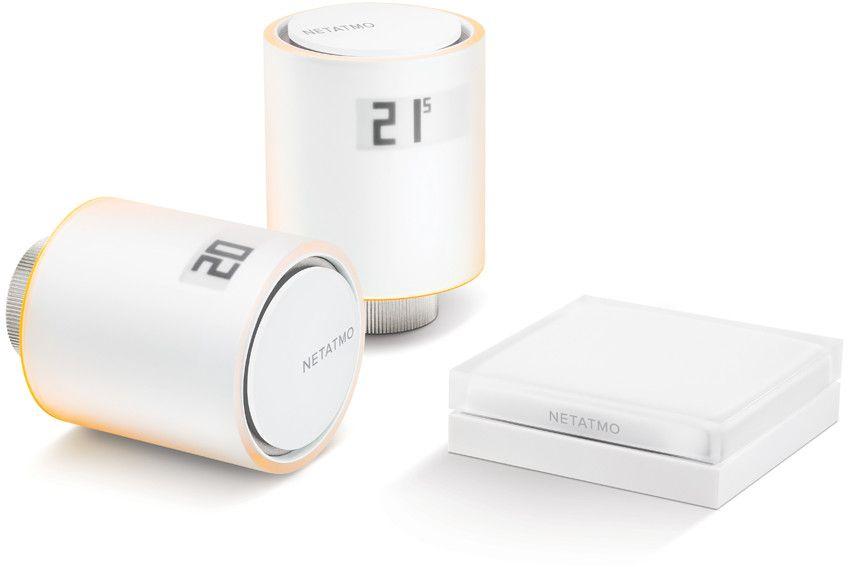 Netatmo Smart Radiator Valves - startpaket