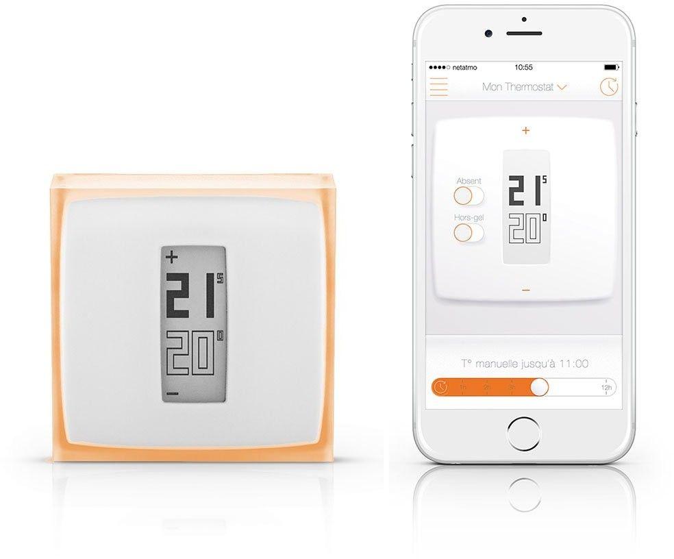 netatmo thermostat v2. Black Bedroom Furniture Sets. Home Design Ideas