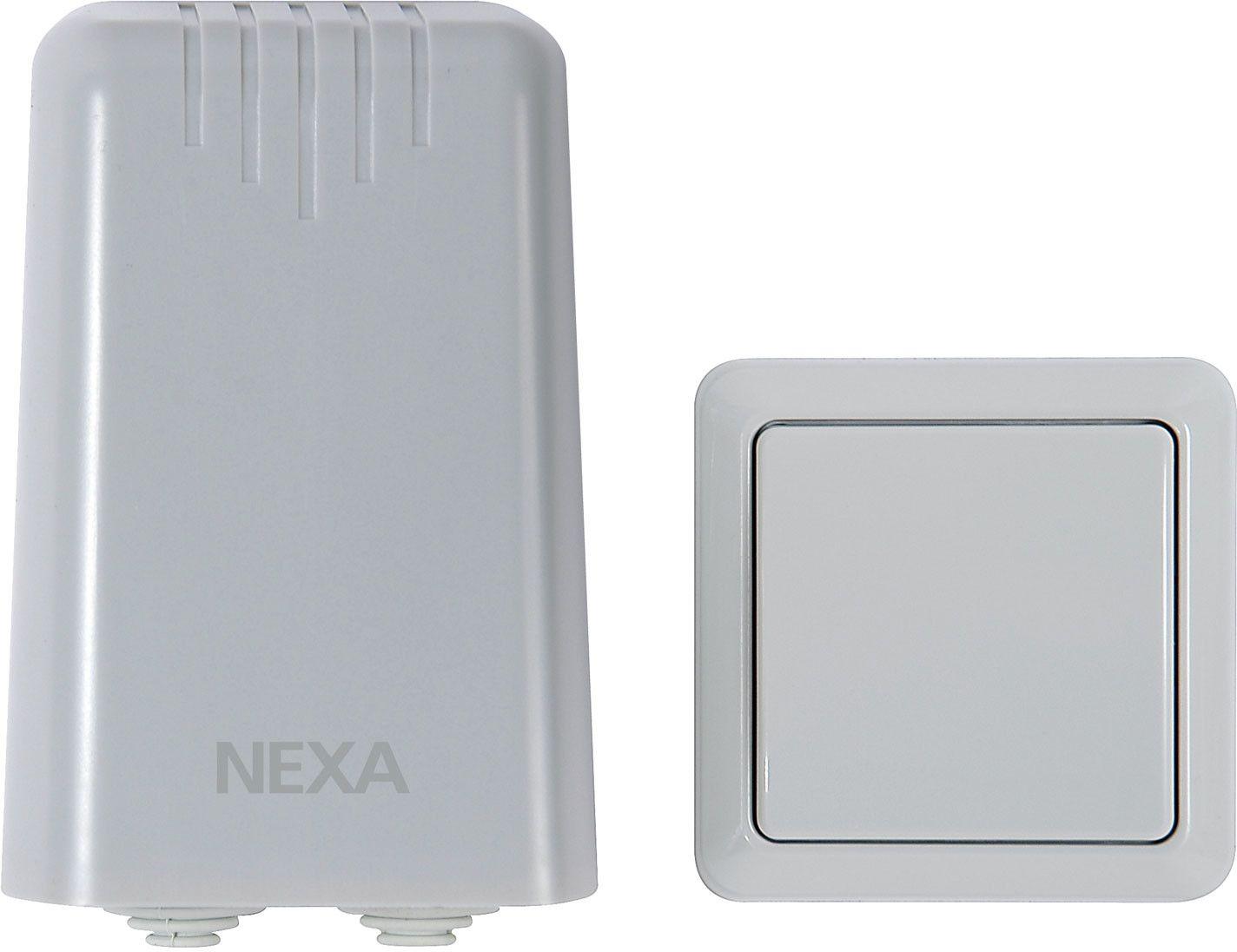 Nexa IPR-3500 + IPT-1501 - IP44-klassade