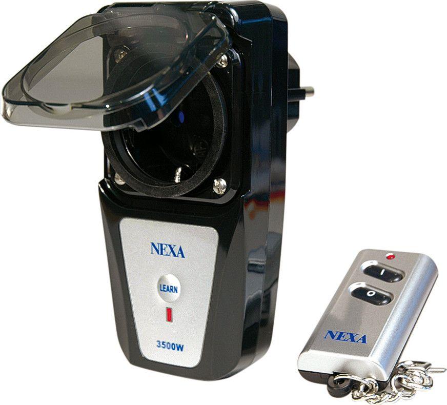 Nexa LGDR-3500 - strömbrytare m fjärrkontroll