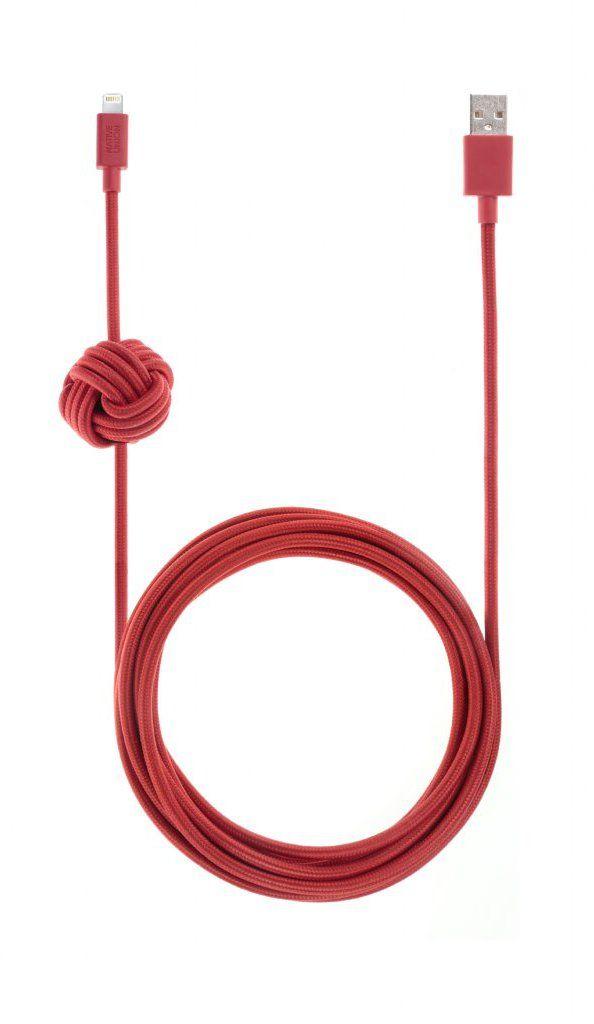 Native Union Night Cable (lightning) – Mörkblå