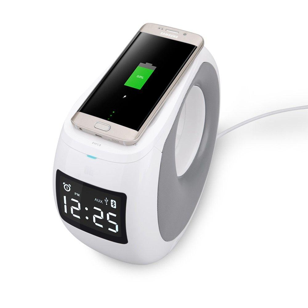 Nillkin Cozy Qi + Bluetooth Speaker