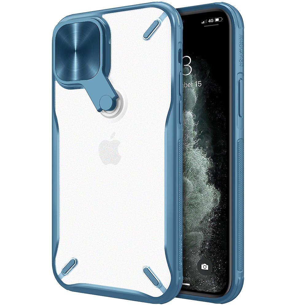 Nillkin Cyclops Case (iPhone 12 mini) - Blå