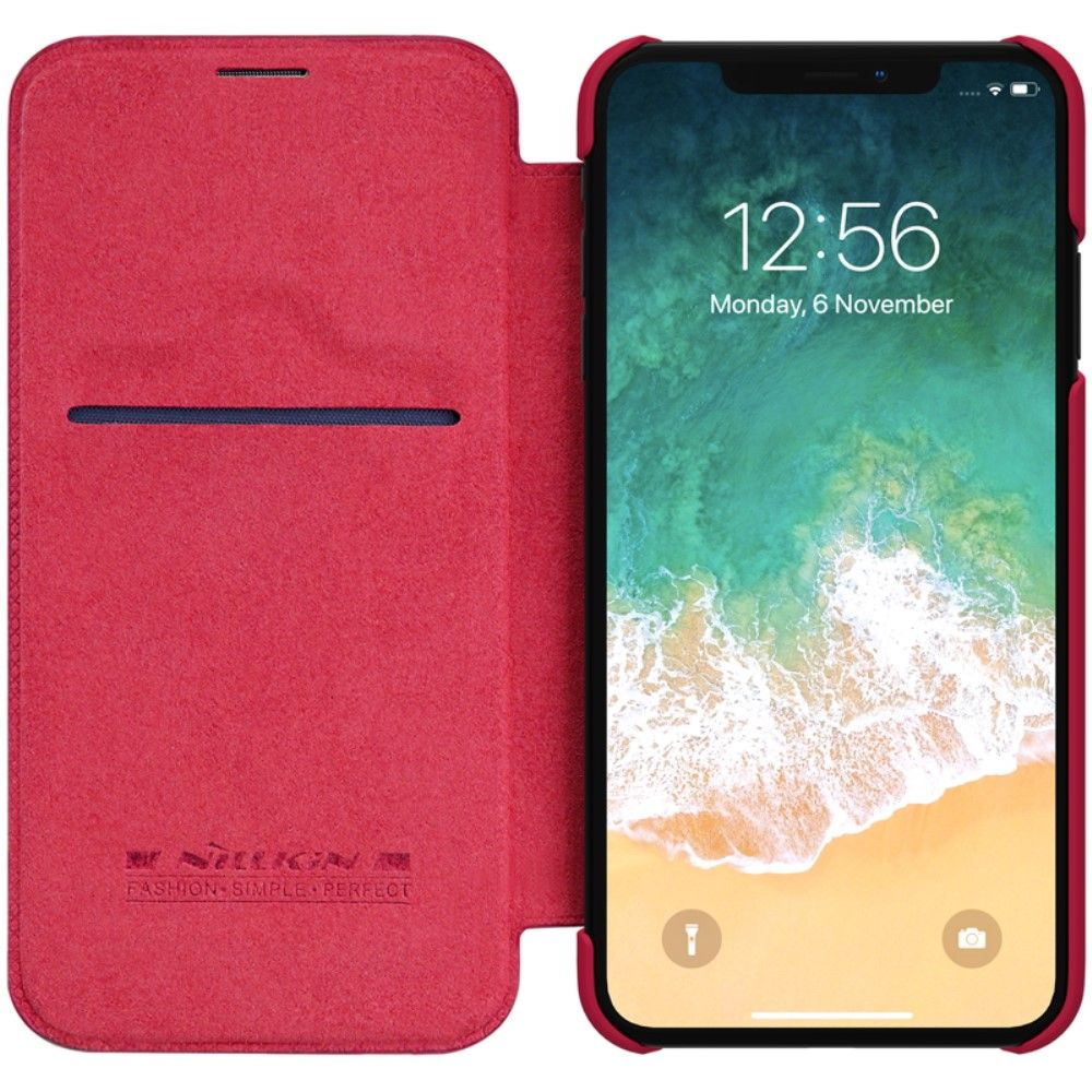 Nillkin Qin Flip Case (iPhone Xs Max)