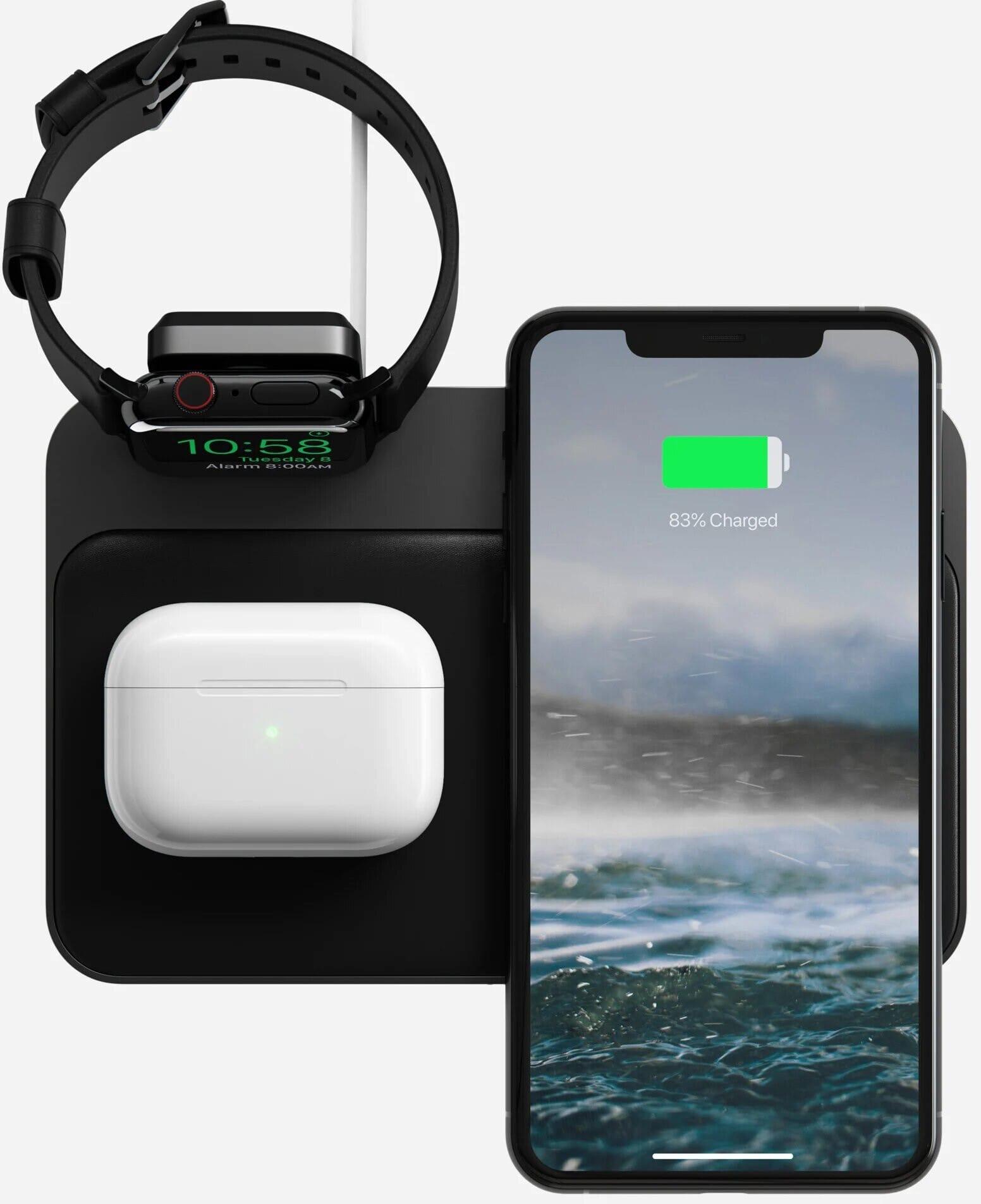Nomad Base Station - Apple Watch Mount Edition
