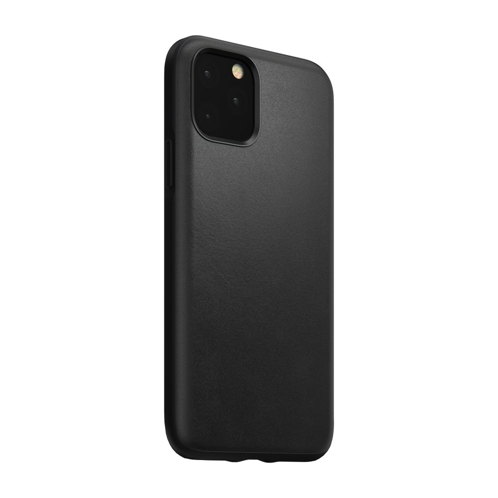 Nomad Rugged Leather Case (iPhone 11)