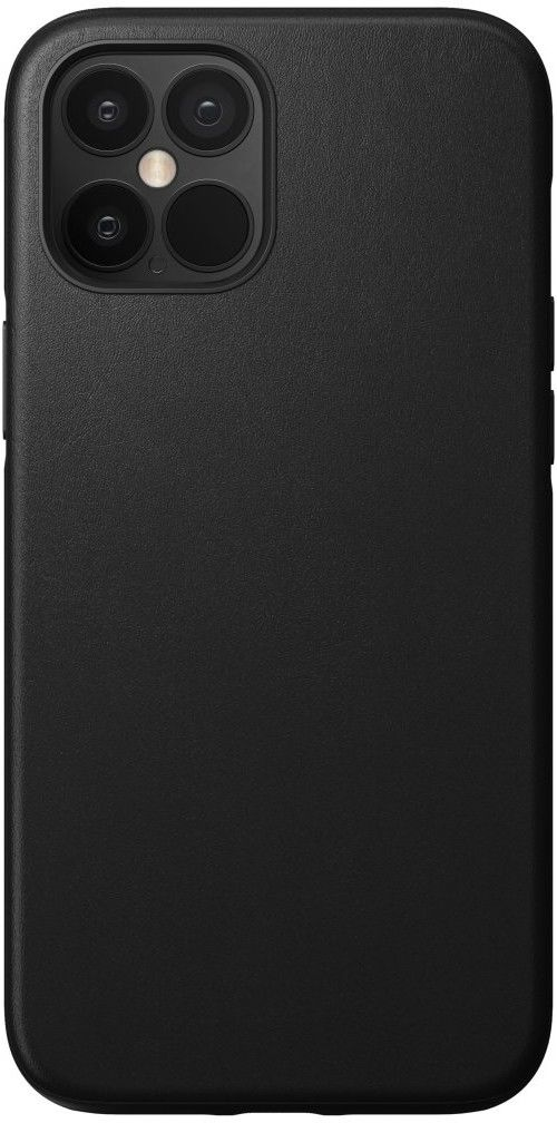 Nomad Rugged Leather Case (iPhone 12 Pro Max) - Brun
