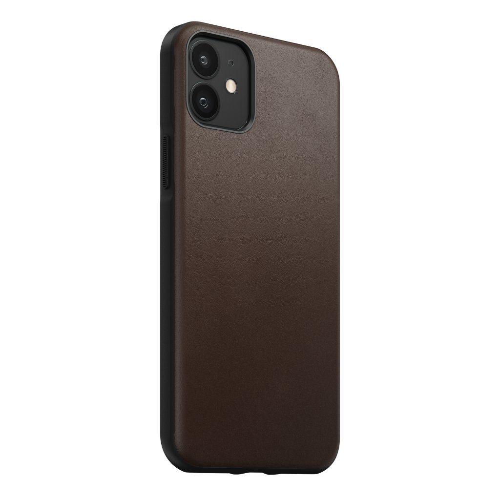 Nomad Rugged Leather Case MagSafe