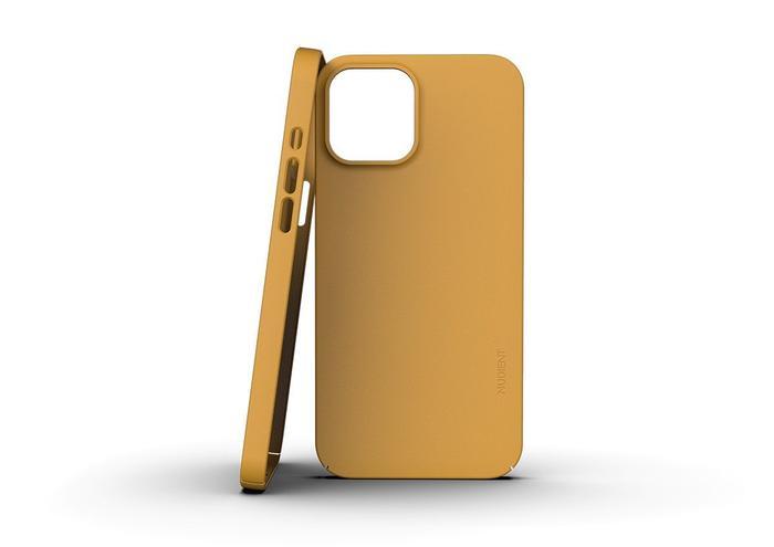 Nudient Thin Case V3 (iPhone 12/12 Pro) - Grön
