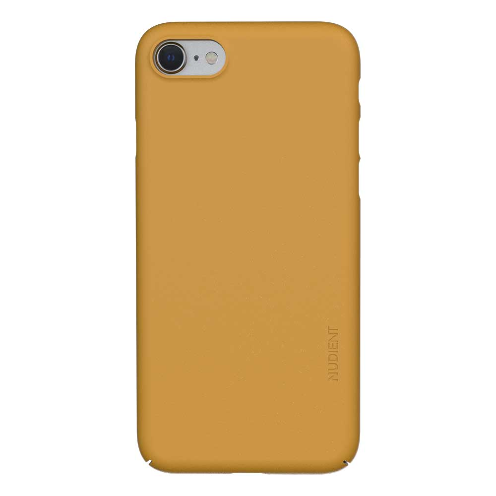 Nudient Thin Case V3 (iPhone SE2/8/7) - Beige