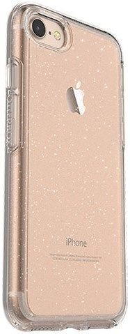 OtterBox Clear Symmetry Case (iPhone SE2/8/7) - Glitter