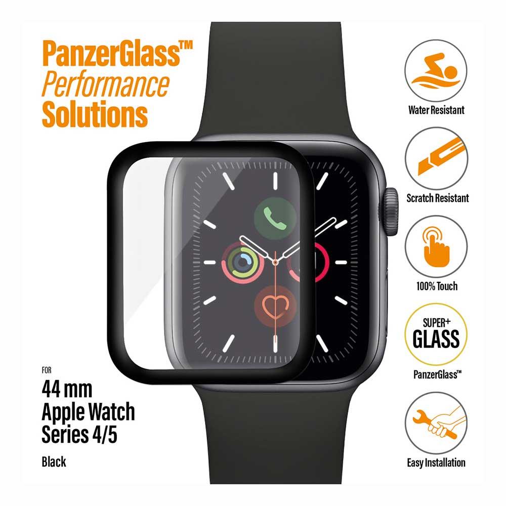 PanzerGlass Curved Glass Screen (Apple Watch 44 mm)