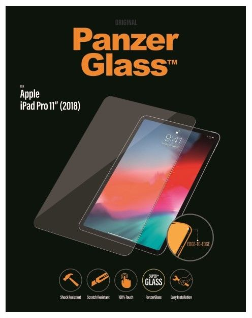 PanzerGlass Screen Protector (iPad Pro 11)