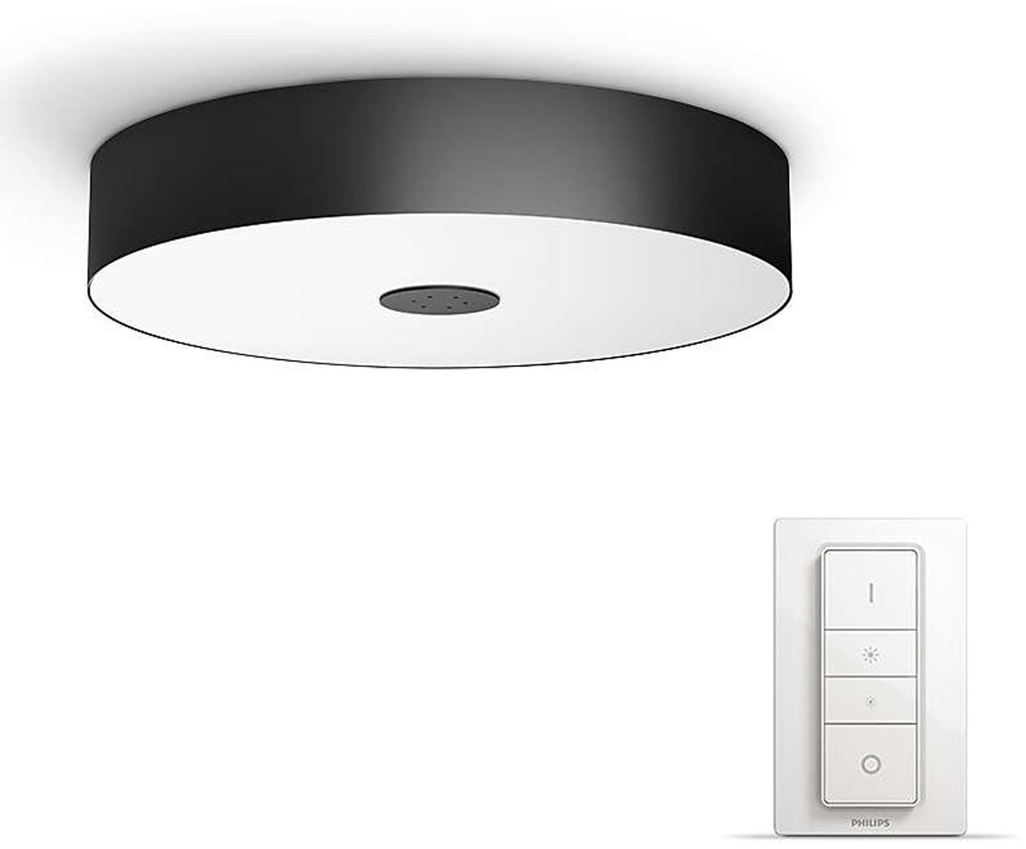 Philips Hue Fair Plafond - svart