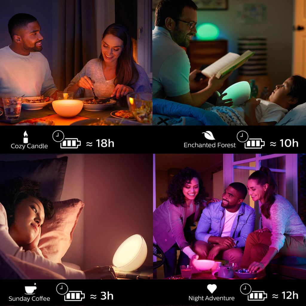 Philips Hue Go Color