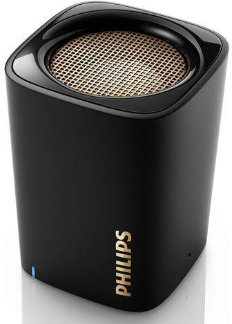 Philips Wireless Portable Speaker - Svart