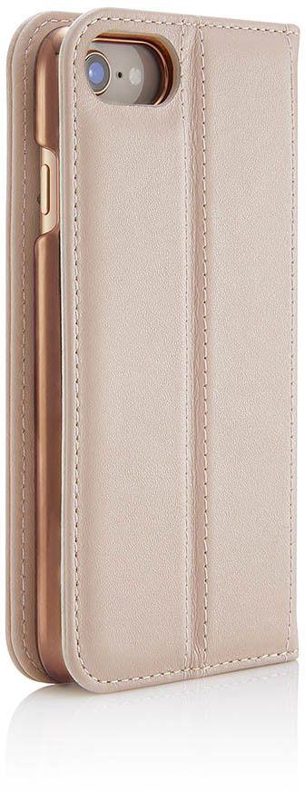 Pipetto Magnetic Folio (iPhone SE2/8/7/6/6S) - Svart