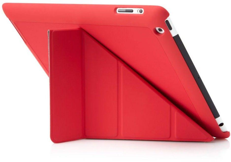 Pipetto Origami Case (iPad 4/3/2) - Svart