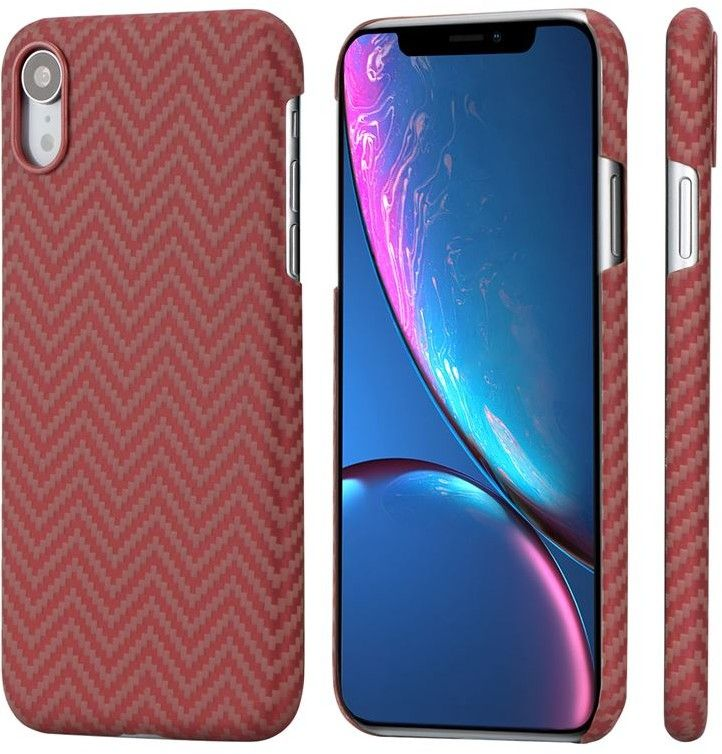 Pitaka MagCase Herringbone (iPhone Xr)