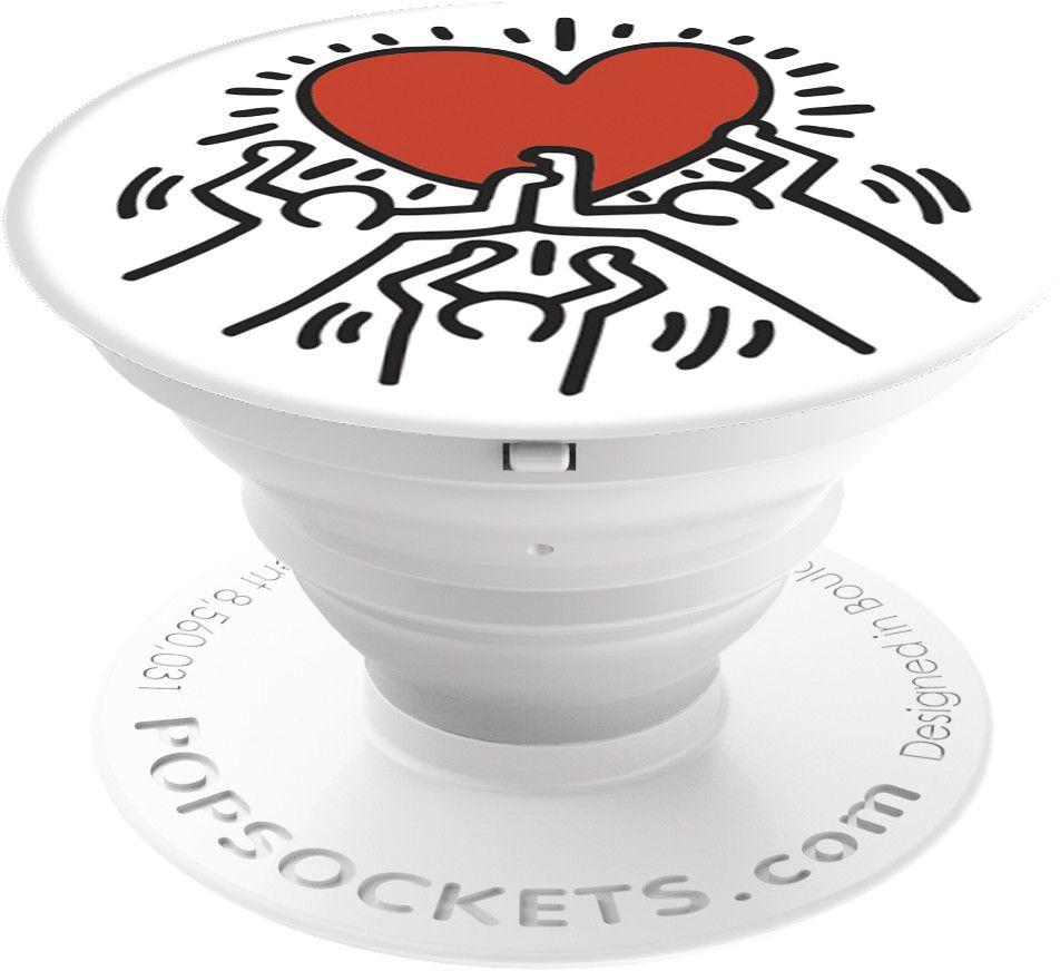 PopSockets Heart - Holding a Heart