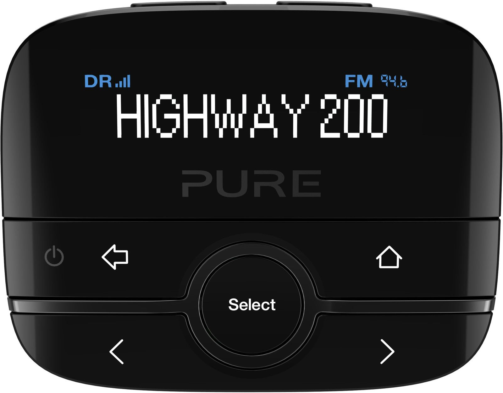 Pure Dab+ Biladapter Highway 200