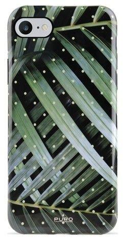Puro Cover Brilliant Leaves (iPhone SE2/8/7/6/6S)